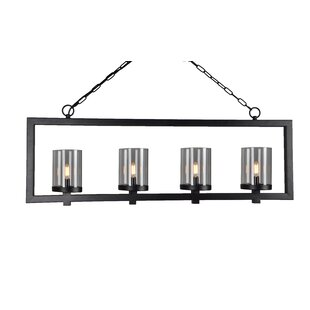 Vogel 4-Light Kitchen Island Pendant
