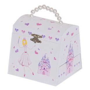 Check Prices Amy Girl's Musical Ballerina Jewelry Box By Mele & Co.