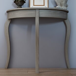 Tussilage Console Table by Lark Manor