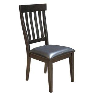 Alder Slatback Upholstered Side Chair by ..