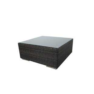 Roque Wicker Coffee Table