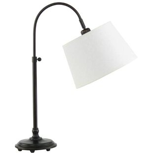 Groesbeck Adjustable Metal Arc22-28 Table Lamp