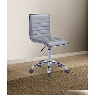 Tavion Armless Swivel Task Chair by Orren Ellis Top Reviews