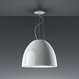 Nur 1-Light Cone Pendant by Artemide