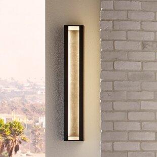 Mattix 2-Light LED Outdoor Flush Mount