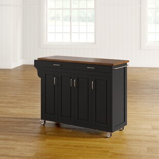 Regiene Kitchen Island August Grove