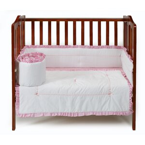 Greyson Unique Portable 3 Piece Crib Bedding Set