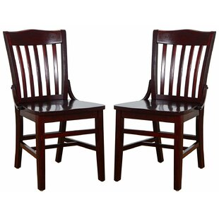 Kershaw Solid Wood Dining Chair (Set of 2..