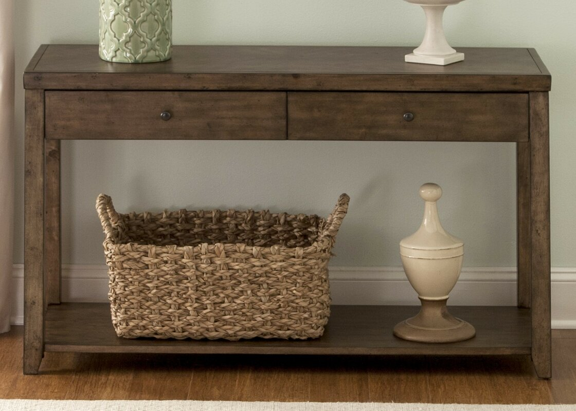 Console sofa tables youll love wayfair geotapseo Images