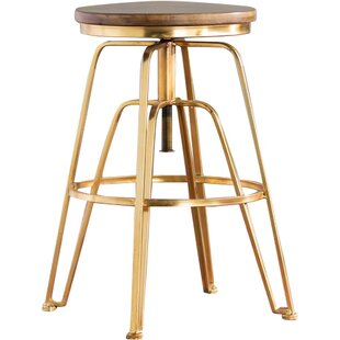 Bon Maureen Adjustable Height Bar Stool