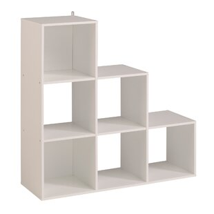 Aarav Combi Step Bookcase by Ebern Designs