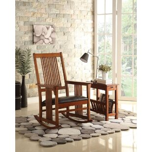 Mariam Rocking Chair by Millwood Pines