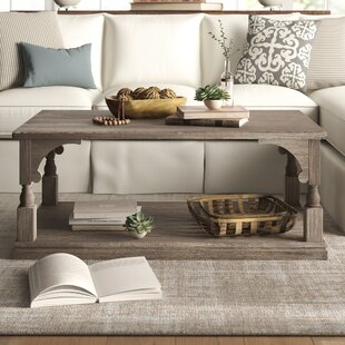 Compare prices Calila Caster Coffee Table by Birch Lane™ Heritage