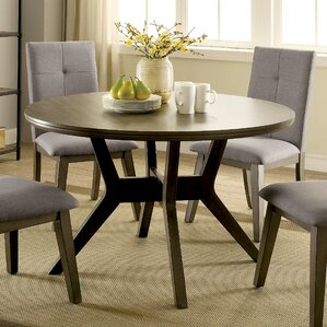 Round Dining Room Sets mid-century dining tables you'll love | wayfair