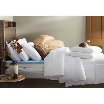 Alwyn Home All Season Down Alternative Comforter | Wayfair