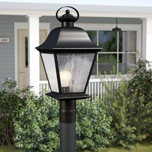 Three Posts Darrah Traditional Outdoor 1-Light Lantern Head