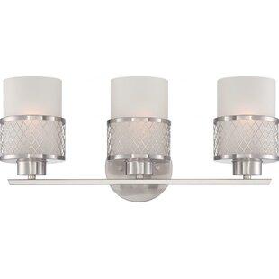 Look for Lofton 3-Light Vanity Light ByDarby Home Co