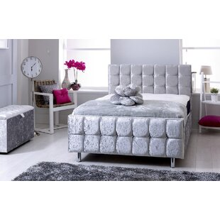 Macie Upholstered Sleigh Bed By Willa Arlo Interiors