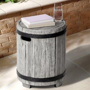 Find Barrel Side Table Best Deals