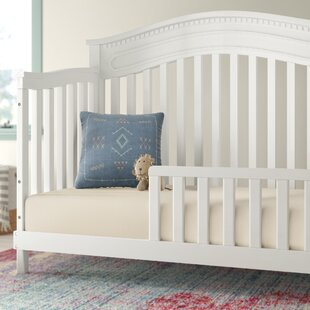 Lares Toddler Bed Conversion Rail by Mistana