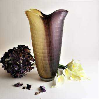 Ws Bath Collections Bolt White 10 2 Porcelain Table Vase Wayfair