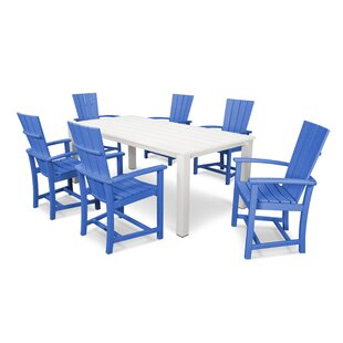 Quattro 7 Piece Dining Set