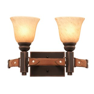 Kalco Rodeo Drive 2-Light Vanity Light