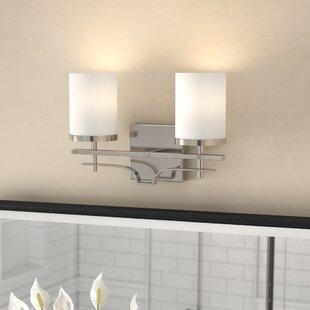 Andover Mills Agnes 2-Light Vanity Light