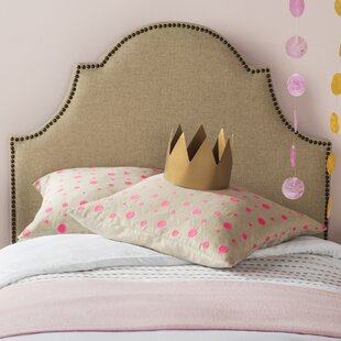 Compare & Buy Alonso King Upholstered Panel Headboard by Grovelane Teen