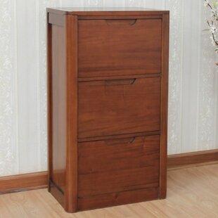 Rosalind Wheeler 3 Drawer Filing Cabinets