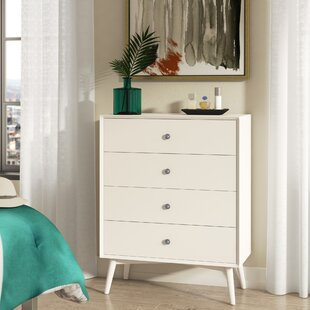 Acevedo 4 Drawer Dresser