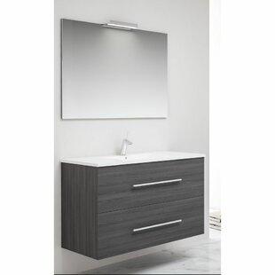 Rafferty 1000mm Wall Hung Single Vanity By Belfry Bathroom
