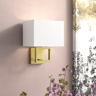 Read Reviews Boykin 1-Light Flush Mount By Willa Arlo Interiors