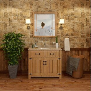 Buy clear Countryside 37 Single Freestanding Vanity Set By DECOLAV