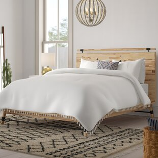 Treyton Solid Wood Platform Bed by Mistana