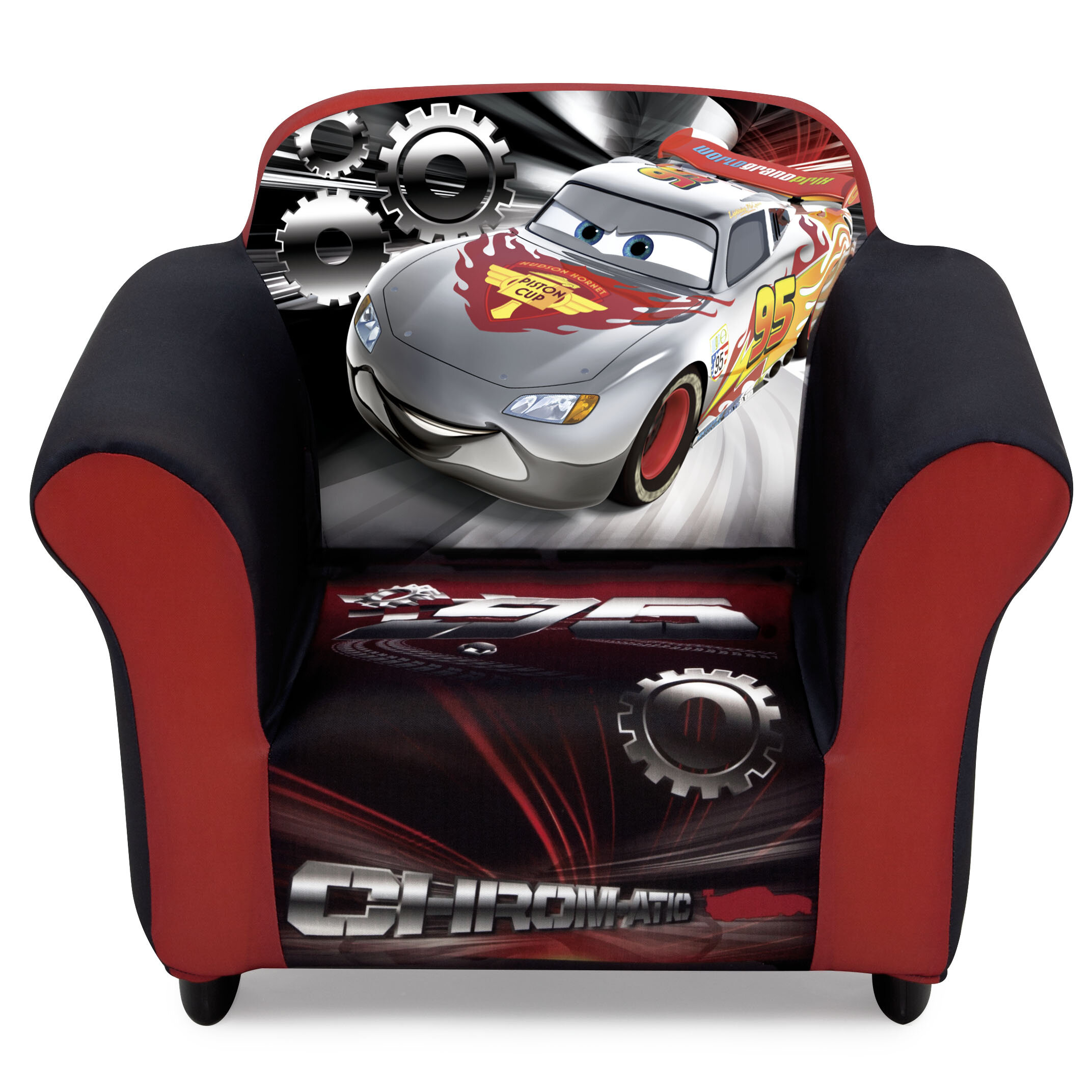 Remarkable Disney Pixar Cars Kids Club Chair Alphanode Cool Chair Designs And Ideas Alphanodeonline