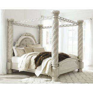 Petry Upholstered Panel Bed