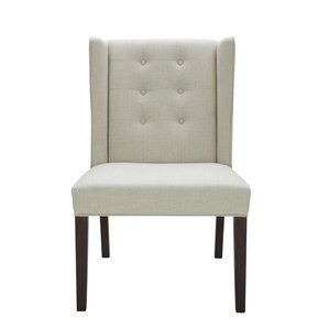 5West Clarkson Upholstered Dining Chair by Sunpan Modern