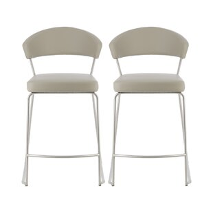 Kautz 66cm Bar Stool (Set Of 2) By Wade Logan