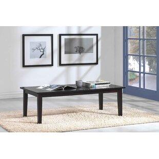 Highgate Solid Wood Coffee Table