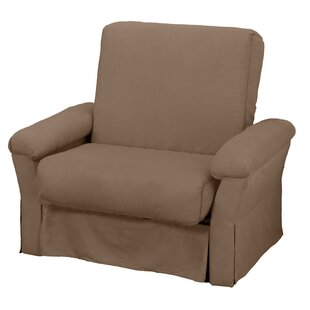 Compare Gordon Futon Chair by Red Barrel Studio Reviews (2019) & Buyer's Guide