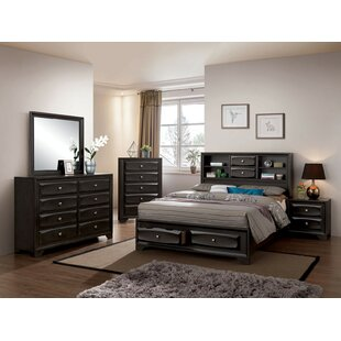 Mccafferty Storage Panel Bed