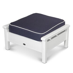 Harbour Outdoor Ottoman with Cushion