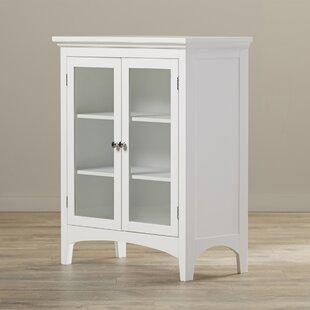 Sumter Freestanding 2 Door Accent Cabinet by Beachcrest Home