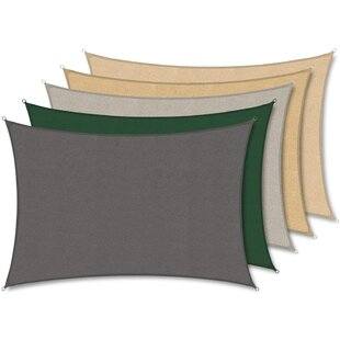 Cliona Rectangular Shade Sail By Sol 72 Outdoor