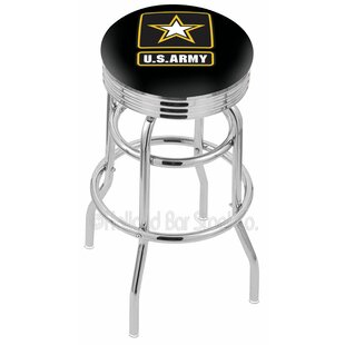 US Armed Forces 25 Swivel Bar Stool Holland Bar Stool