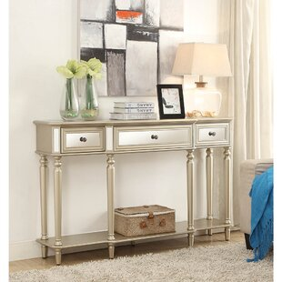 Low priced Irina Exeter Console Table ByHouse of Hampton