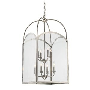 Mount Airy 8-Light Foyer Pendant