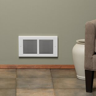 Register Series Wall Insert Electric Fan Heater