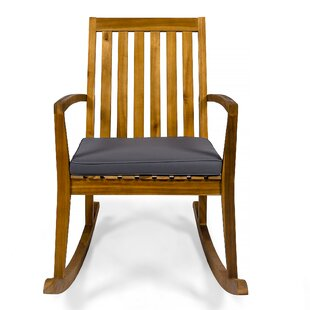 Brookport Rocking Chair with Cushions